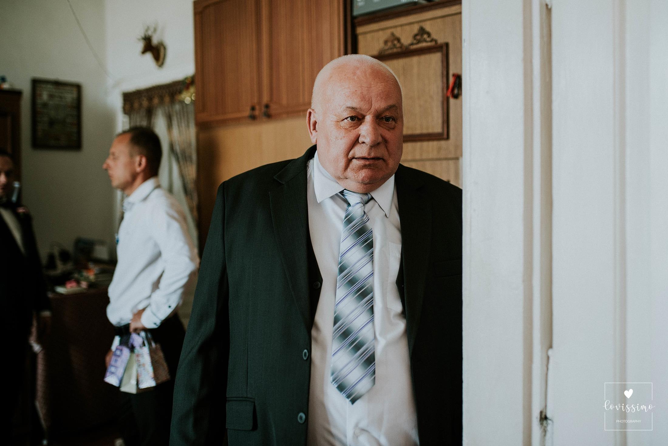 Fotograf ślubny Rzeszów - przygotowania do ślubu Lidki i Sławka