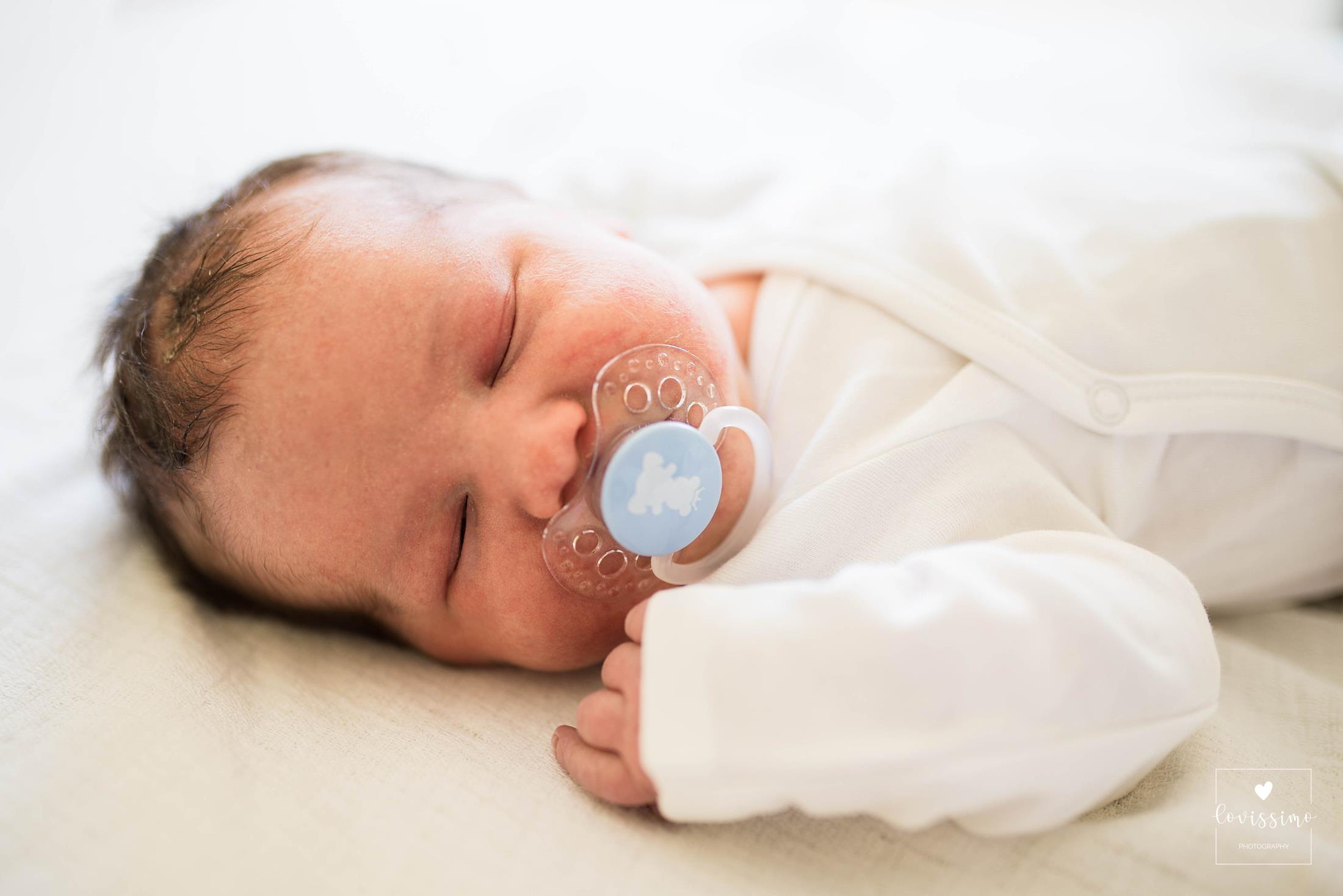 Zdjęcia w pierwszej dobie życia. Rzeszów, szpital na Rycerskiej