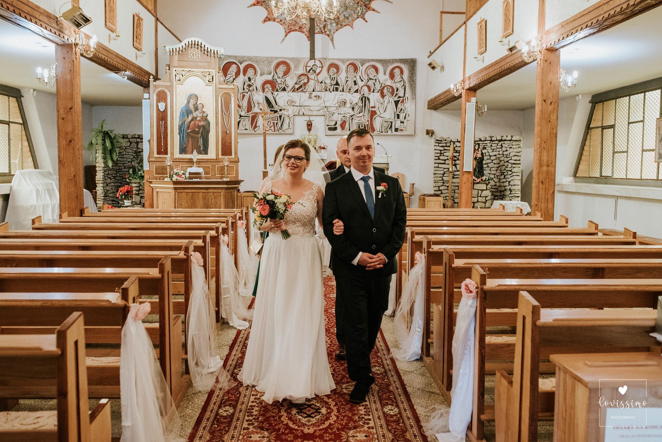 Kasia I Tomek. Ślub I Wesele W Bieszczadach