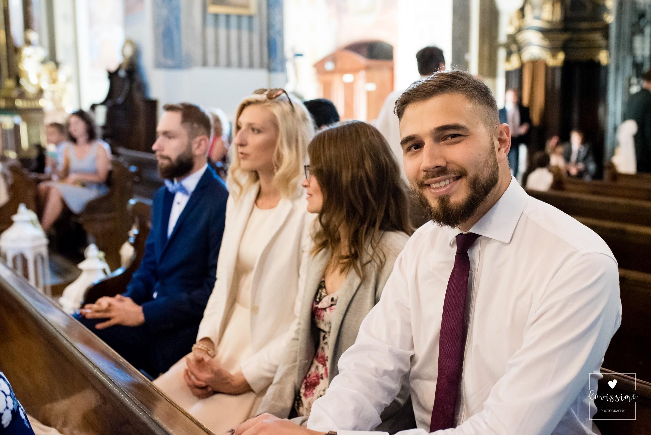 Fotograf ślubny Jarosław, Dębica, Rzeszów. Ślub Asi i Maksa w Jarosławiu