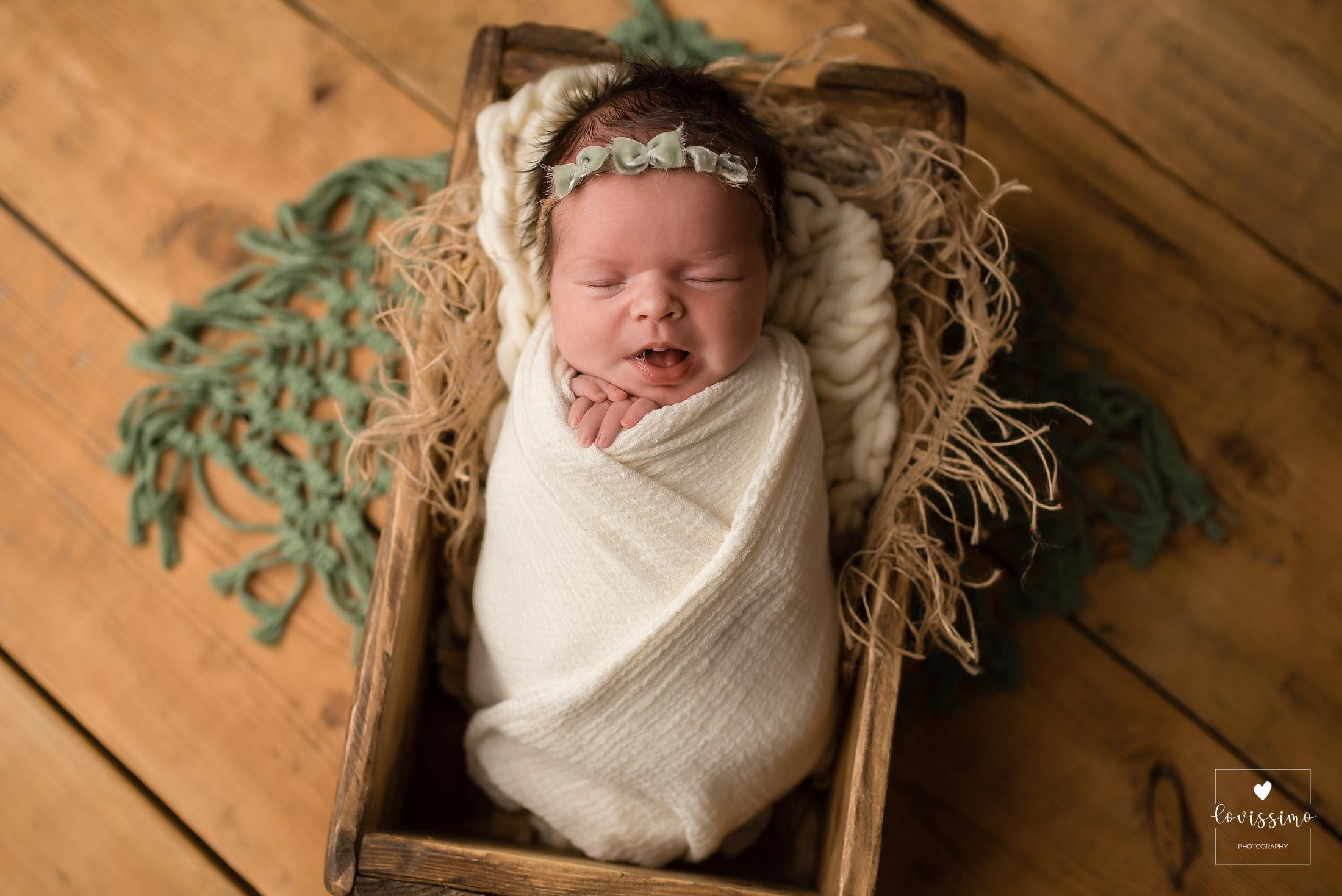 Sesja noworodkowa niemowlęca Rzeszów