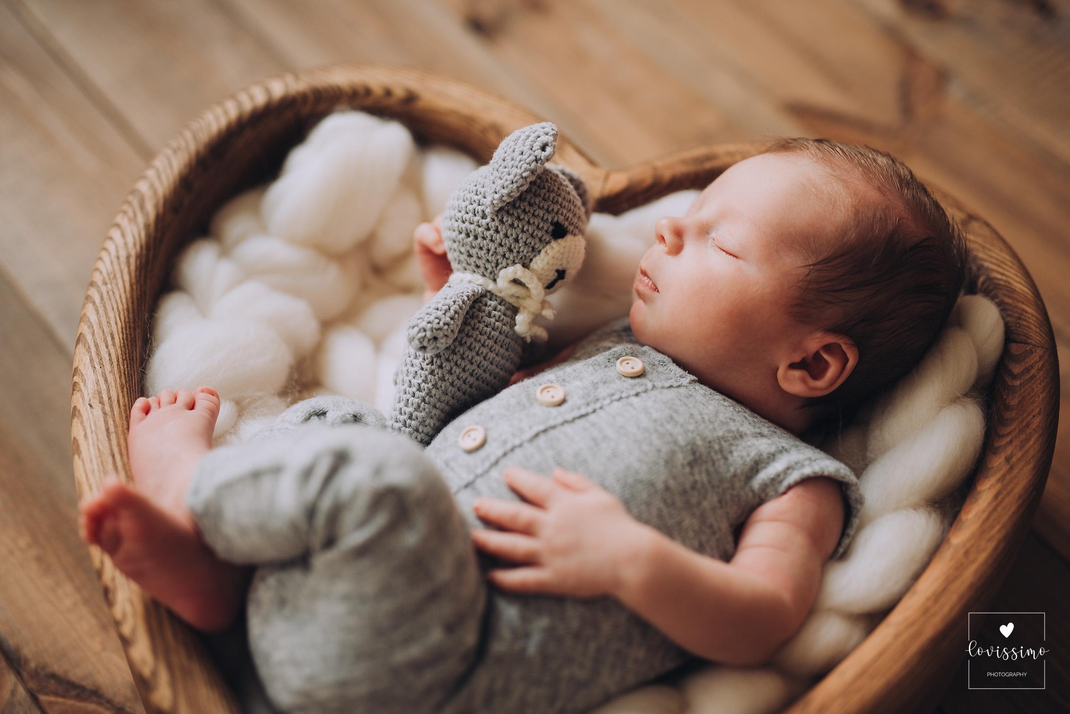 Sesja noworodkowa, niemowlęca, dziecięca Rzeszów, Dębica, Jarosław, Krosno. Fotograf dziecięcy