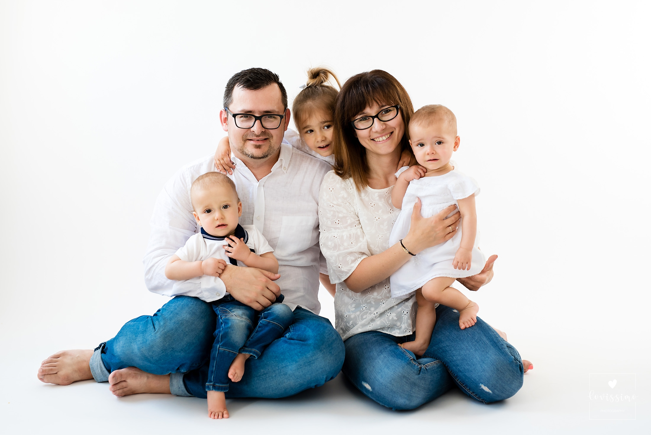 Sesja rodzinna w studiu, Rzeszów