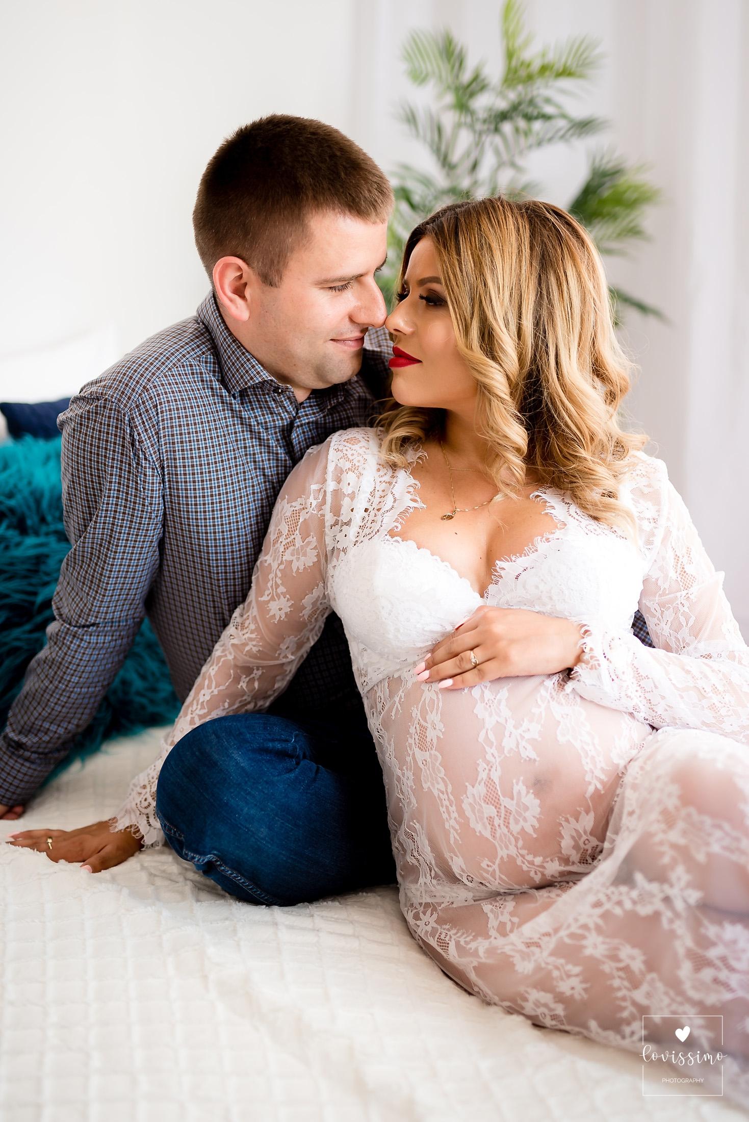Naturalna sesja ciążowa Rzeszów