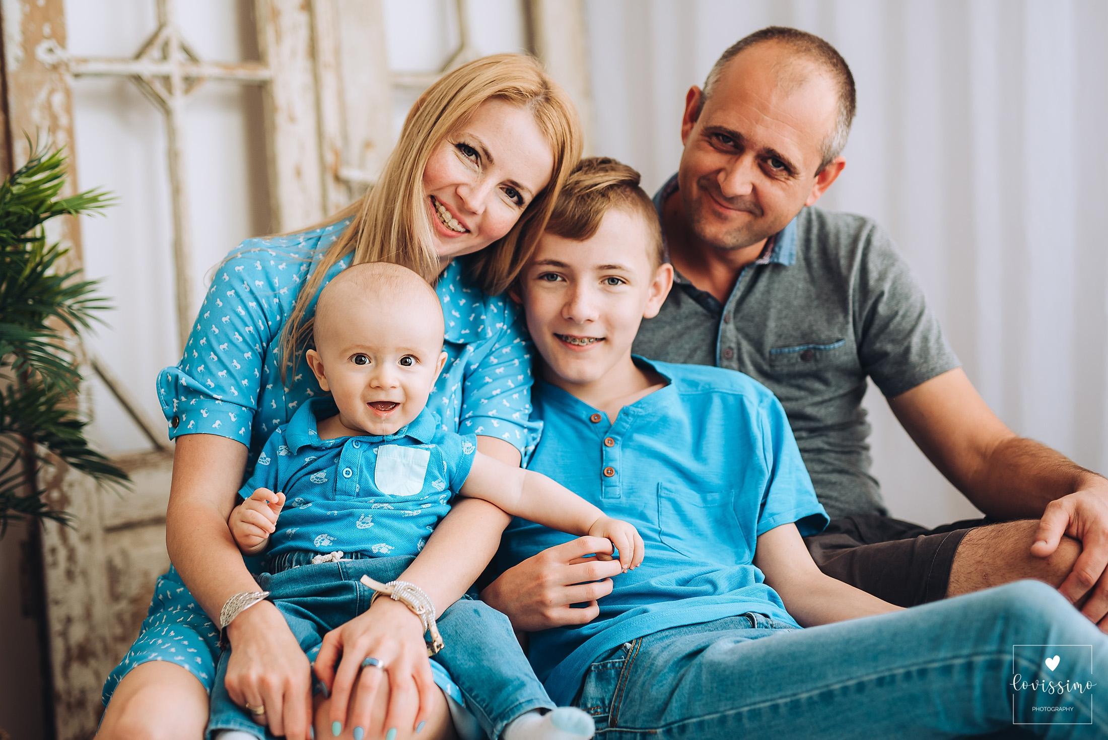 Sesja rodzinna Rzeszów, Dębica, Jarosław. Studio fotograficzne, fotograf dziecięcy