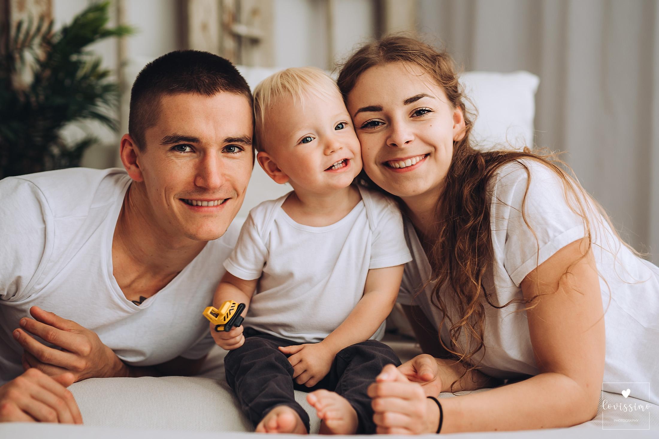 Naturalna sesja rodzinna Rzeszów, Dębica, Jarosław