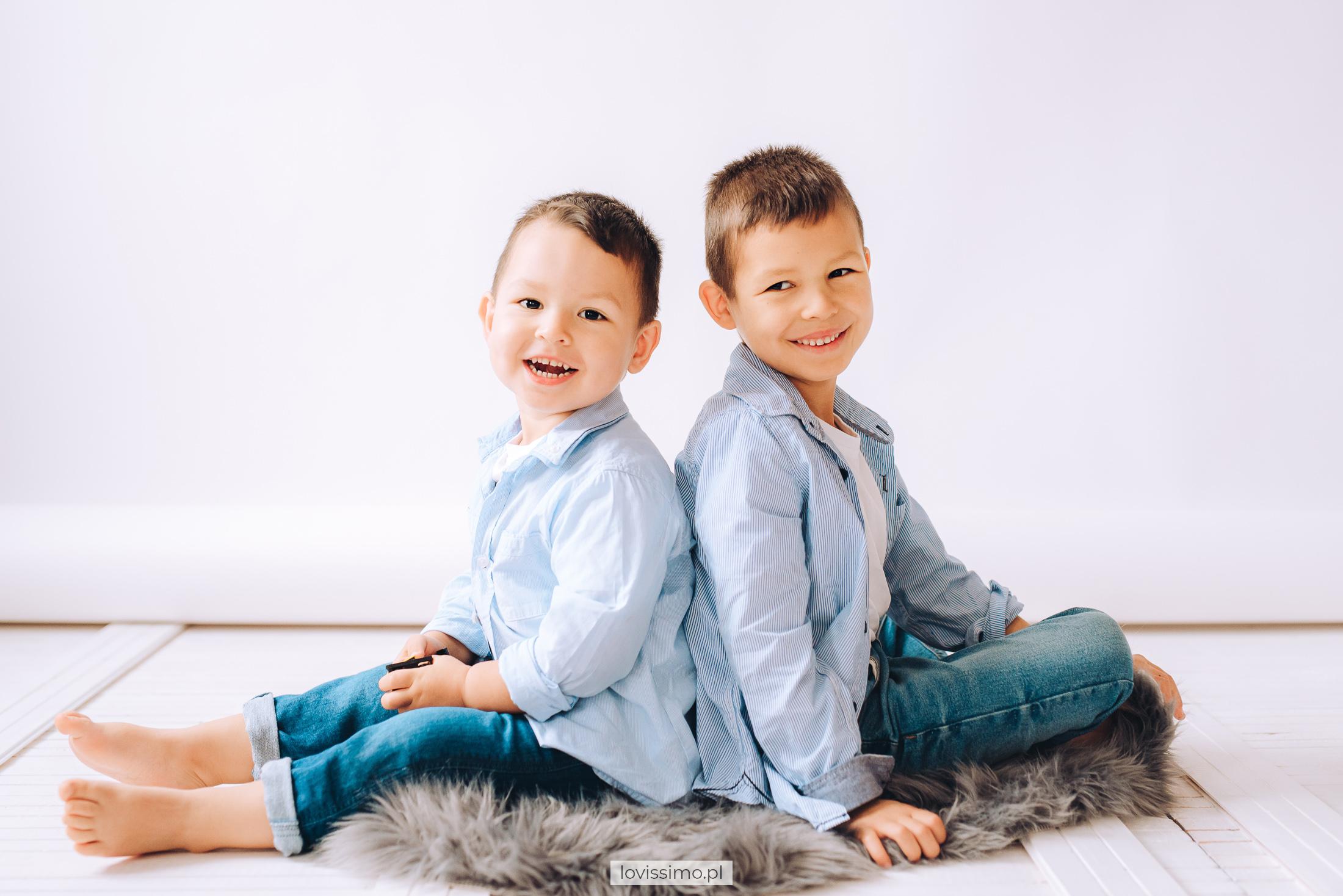 Sesja rodzinna w stylu skandynawskim. Rzeszów. Fotograf rodzinny, fotograf dziecięcy