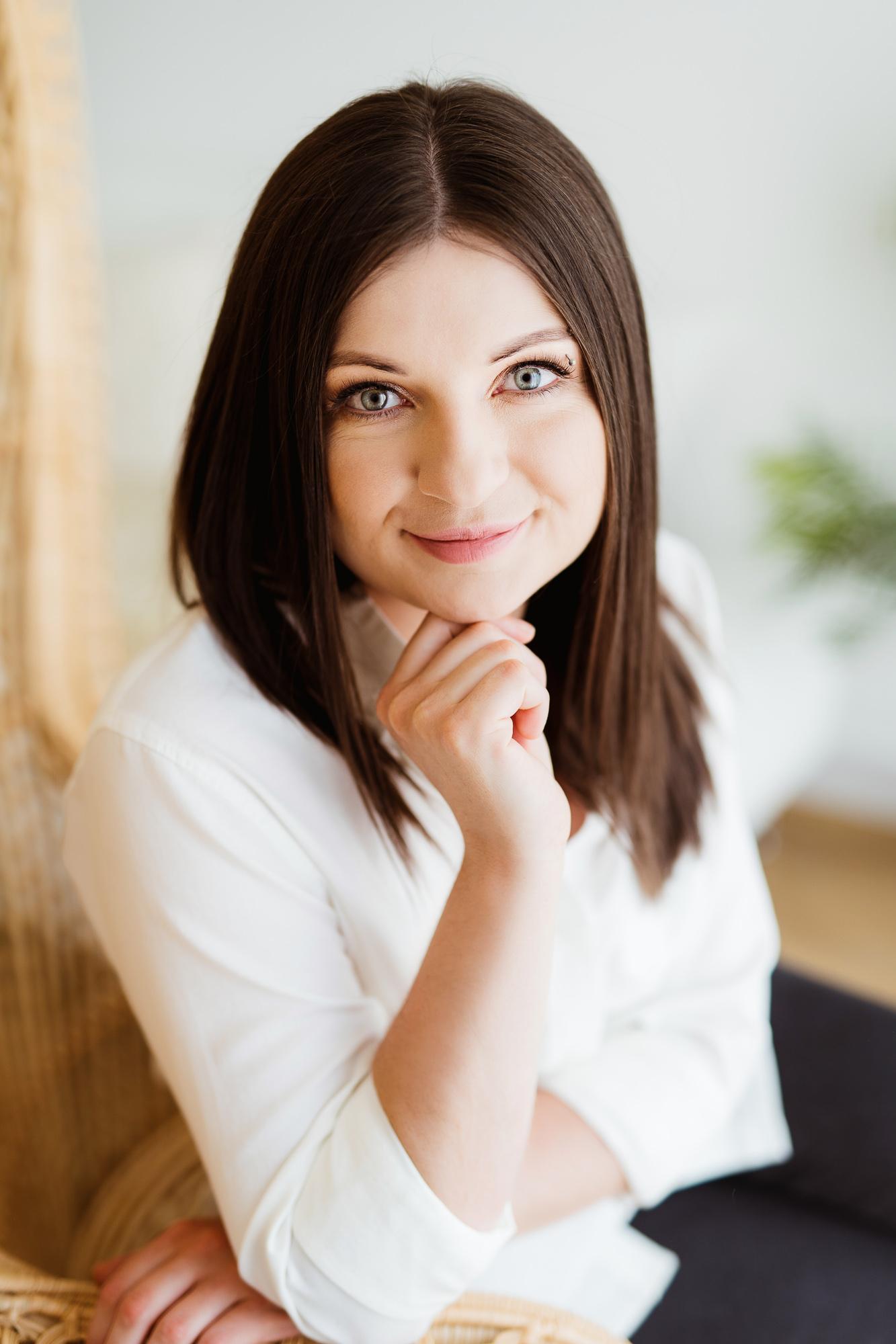 Klaudia Muniak, sesja wizerunkowa Rzeszów